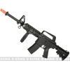 China Colt Licensed M4A1 RIS and 1911 Spring Powered On Duty Kit - Black for sale