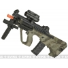China ASG Licensed Steyr AUG A3 XS Commando Airsoft AEG Rifle - A-TACS AU for sale