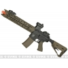 China Battle Machine M4 TRG-L V2.0 Airsoft AEG Rifle by Valken - Desert for sale