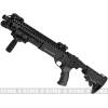 China G&P M870 P.T.E. High Power Airsoft Tactical RIS Entry Shotgun - Black for sale