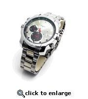 China Spy Camera Watch Color Video Spy Camera and Video Recorder Watch on sale
