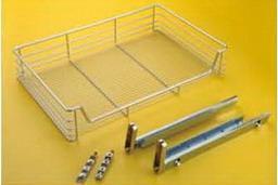 China Kitchen System 4 Sides Basket Drawer on sale