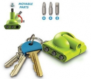 China Mini Tank Multi-Tool Kit with Keychain Mini Tank Multi-Tool Kit with Keychain on sale