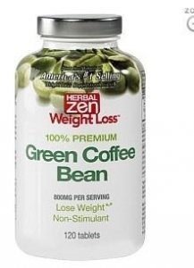 China Green Bean Coffee tablets on sale