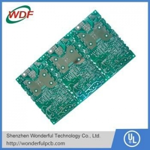 China Blank 94V-0 single layer prototype PCB manufacturer on sale