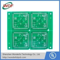 China FR4 94v0 1.6mm thickness HASL PCB circuit board design on sale