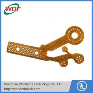 China multilayer flexible fpc products with immersion gold surface finish on sale