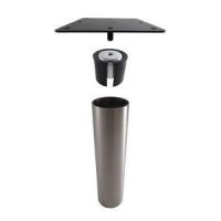 China 60mm DIA Table Leg Component System on sale
