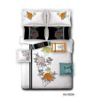 China Duvet Cover 1 duvet and 1 duvet cover 2 pillowsham and 2 pillow case and 1 bedsheet and1 bed spread on sale