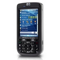 HP iPAQ 610 Business Navigator - A competent quad band phone and much more