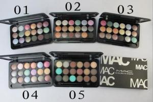 China Mac Cosmetics Eye Shadow 18colors 0.135kg on sale