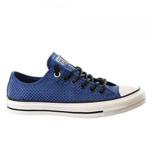 China Converse Chuck Taylor All Star Oxford Fashion Sneaker Shoe  Blue/Black/White  Mens  9 on sale