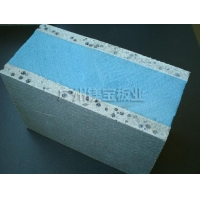 China Ceramic Panel Backing Sound insulation board on sale