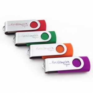 China Shenzhen Supply Promotional Gifts Swivel Bulk 1GB USB Flash Drives on sale