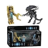 China Aliens ReAction 3 Pack Ripley/Power Loader/Alien Queen for sale