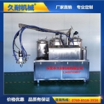 Automatic matching PU foam machines