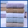 China 100% Cotton Solid Yarn Dyed Towel OEM for sale