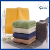 China 100% Cotton Plain colour Yarn Dyed Towel for sale