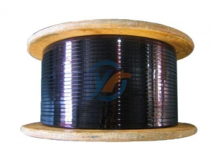 China Copper Wire Product Name:Polyesterimide enameled flat copper wire on sale