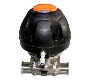 China YNF diaphragm valves DN(mm) EPDM/FPM PTFE on sale