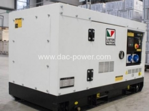 China Diesel Generator Sets Lister Petter Diesel generator set on sale