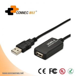 China 10m USB 2.0 Repeater Cable on sale
