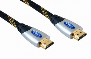 China Metal Casing HDMI Cable F-H1302 on sale