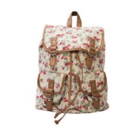Women Bags Canvas Wholesale Manufacturers China Backpack