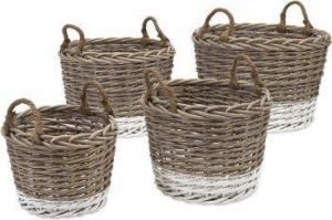 China Danica Willow Baskets - Set of 4 on sale