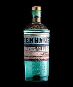 China Alcohol Benham's Gin on sale