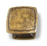 China Bellini Collection Knob VAB Old Brass 40mm L-P10208-BZB-C on sale