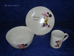 China WSY315D 12pcs ceramic dinnerware sets on sale