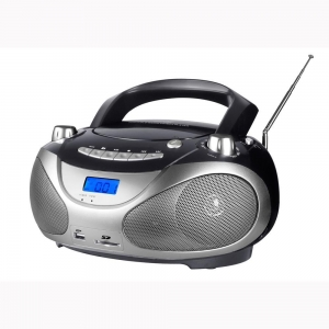 China Model No: ZT-1011C Portable CD/MP3 player with USB/SD slot on sale