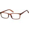 China Translucent Rectangular Eyeglasses125415 for sale