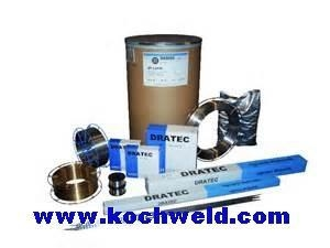 China Welding Materials No.: DRATEC-002 GERMANY DRATEC HARDFACING WELDING WIRE on sale