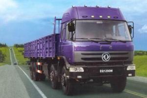 China EQ1290W heavy cargo truck on sale