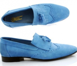 China Loafers Men Handcrafted Luxury Tassel Loafer (Mr Charles ) on sale