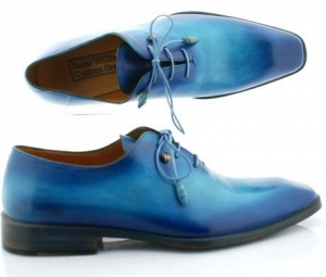 China Oxfords Men Luxury Handcrafted Shoes(William II) on sale