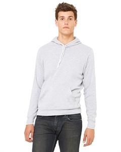 China Bella + Canvas Unisex Poly-Cotton Fleece Pullover Hoodie (#119813) on sale