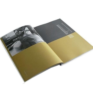 China Printing Service Printing paper flyer , Booklet, brochure, catalog printing on sale