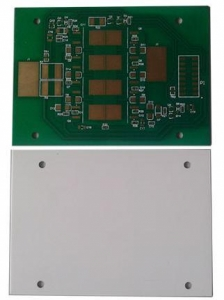 China Alumina Substrate Ceramic PCB Circuit Board on sale