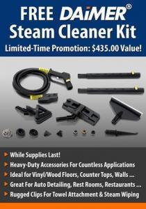 China Steam Cleaners KLEENJET MEGA 500V on sale