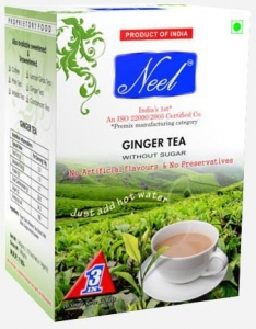 China Ginger Tea premix - without Sugar on sale
