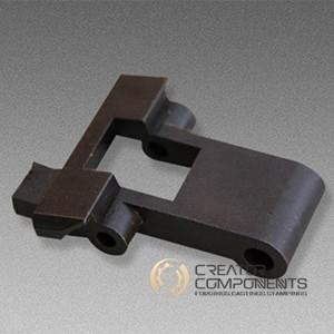 China Gray Iron Printer Permanent Mold Casting Part on sale