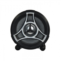 China 80 Watt 4 Inches Motorcycle Dual Speakers and Subwoofers on sale