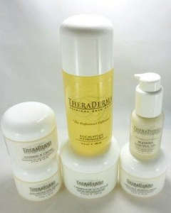 China Theraderma Oily Acne Skin 6 piece Homecare System on sale