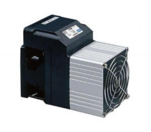 China 300 - 800W 80mm DIN Rail Enclosure Fan Heater on sale