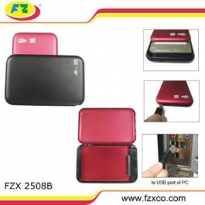China USB2.0 Screwless Sata External Hard Drive HD Case on sale