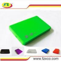 2.5 Laptop Plastic SATA External HDD Case