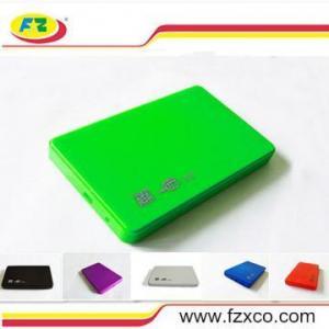 China 2.5 Laptop Plastic SATA External HDD Case on sale